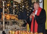 Pastor Klaus Sander