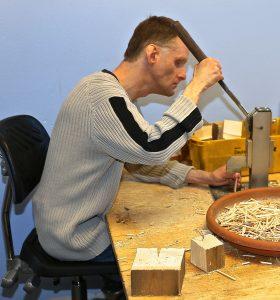 Werkstatt für behinderte Menschen
