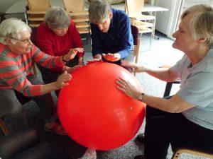 Die Heiminterne Tagesstruktur der Wohnheime in Hannover und Fischbeck bietet abwechslungsreiche Gruppenangebote für die Bewohner