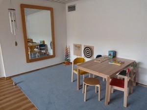 Spielecke in den Räumen der Pädagogischen Beratung