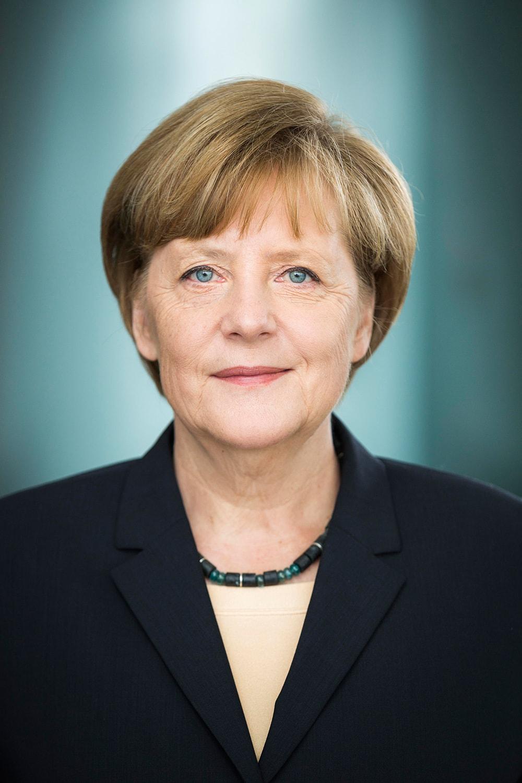 Foto von Bundeskanzlerin Dr. Angela Merkel