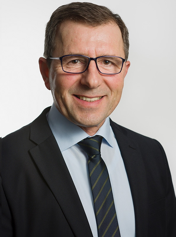 Volker Biewald, Geschäftsführer Deutsches Taubblindenwerk