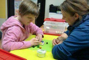 Angebote für hörsehbehinderte und taubblinde Kinder und Erwachsene