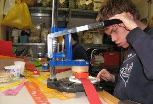 Werkstatt für behinderte Menschen (WfbM)