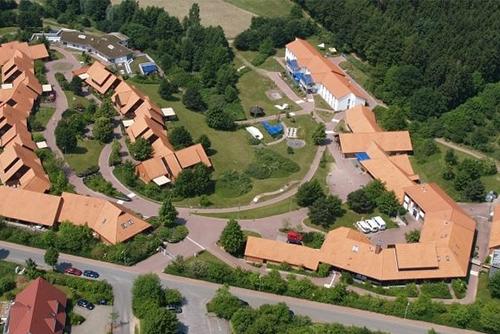 """""""Unser Dorf"""" am Ortsrand in Fischbeck"""