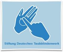 Logo der Stiftung Deutsches Taubblindenwerk