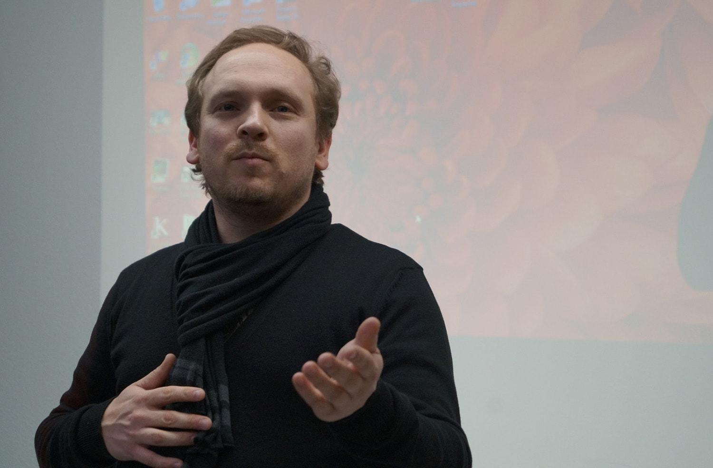Sebastian Öhl ist stellvertretender Leiter des Wohnheims in Hannover