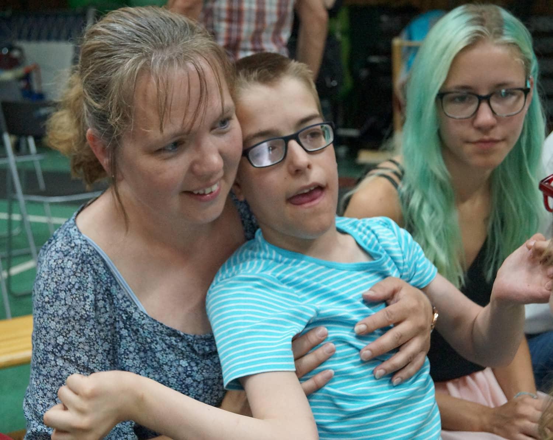 Der letzte Schultag: Ein großer Tag für Marcel und seine Familie