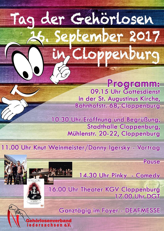 Einladung nach Cloppenburg