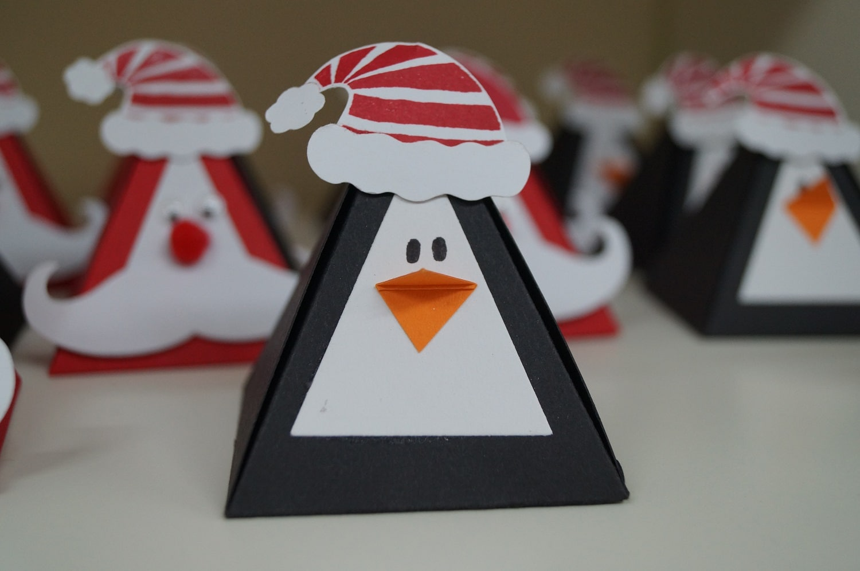 Pinguin aus Papier