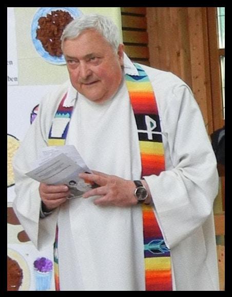 Pfarrer Hans-Georg Schmidt