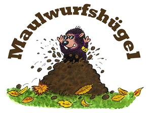 Logo Werkstattladen Maulwurfshügel