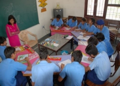 Patiala School in Punjab